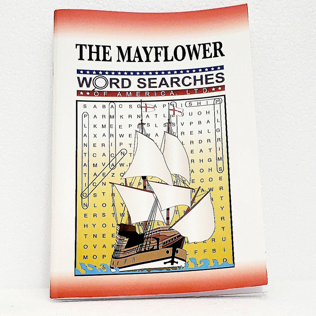 Mayflower Word Searches