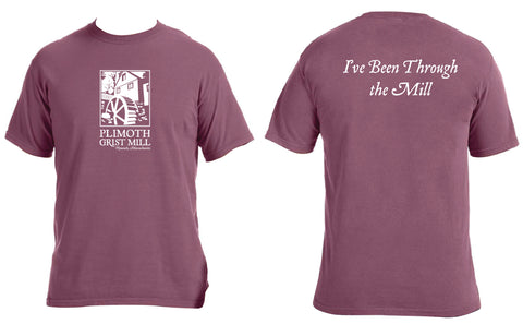 "Plimoth Grist Mill ""I've Been Through the Mill"" T-shirt"