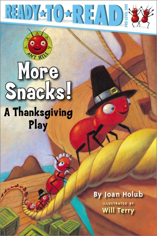More Snacks!: A Thanksgiving Play