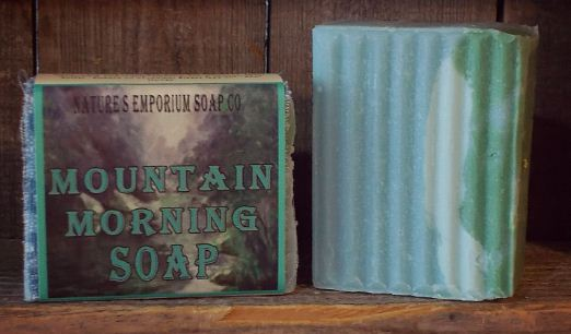 Mountain Morning Soap