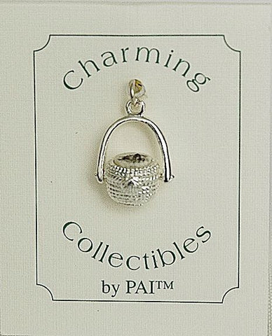 Nantucket Basket Charm