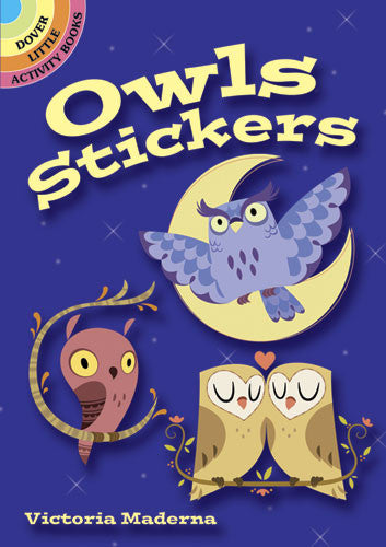 Owls Stickers
