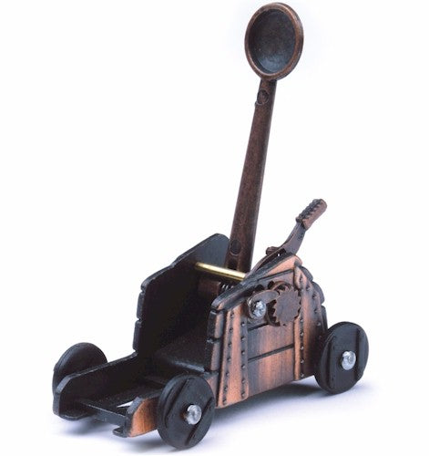 Pencil Sharpener Catapult