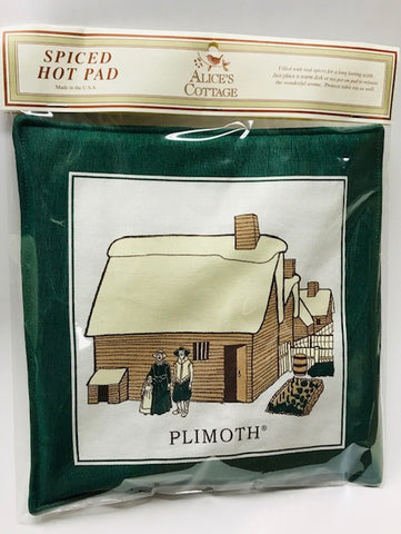 Plimoth English Village Spiced Hot Pad