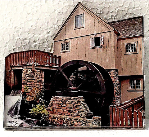 Plimoth Grist Mill Magnet