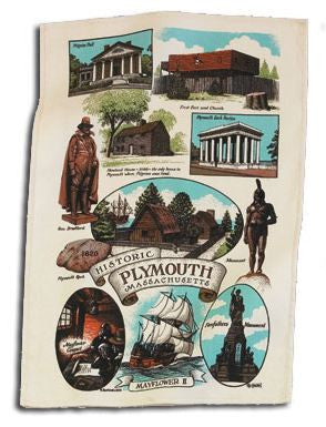 Plymouth Towel