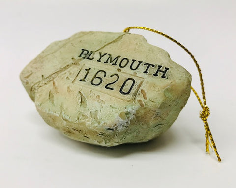 Plymouth Rock 3D Ornament
