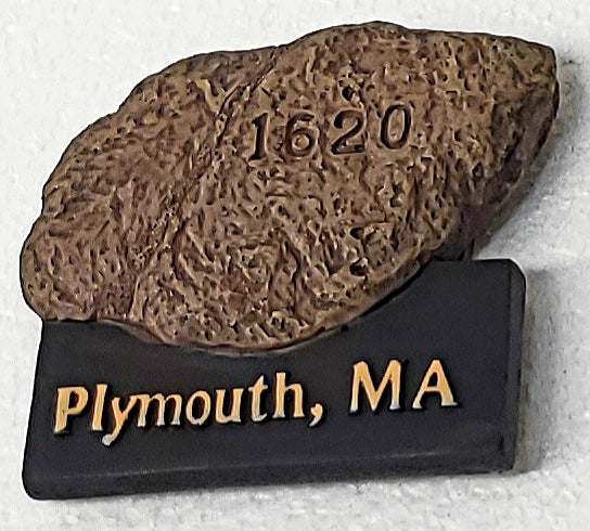 Plymouth Rock Magnet