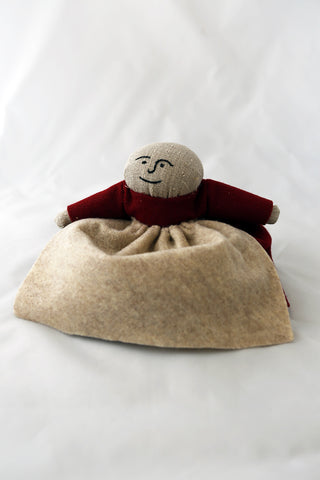 Wool Poppet Doll (Assorted)