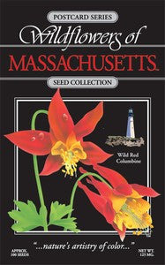 Red Columbine Seeds