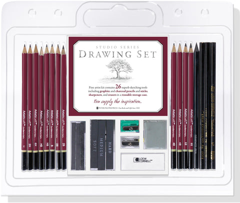 Studio Series Sketch & Drawing Pencil Set