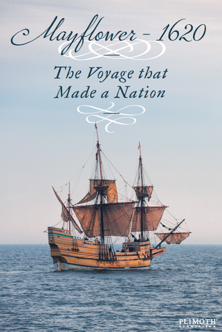 Voyage that Made A Nation Poster