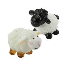 Sheep Glass Figurine