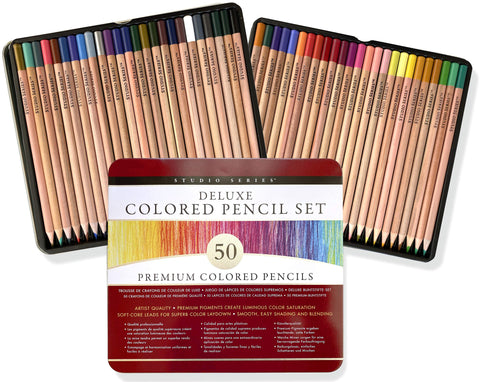 Studio Series Deluxe Colored Pencil Set