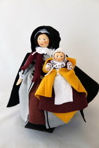 Susan and Peregrine White Doll