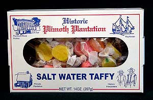 Plimoth Plantation Salt Water Taffy