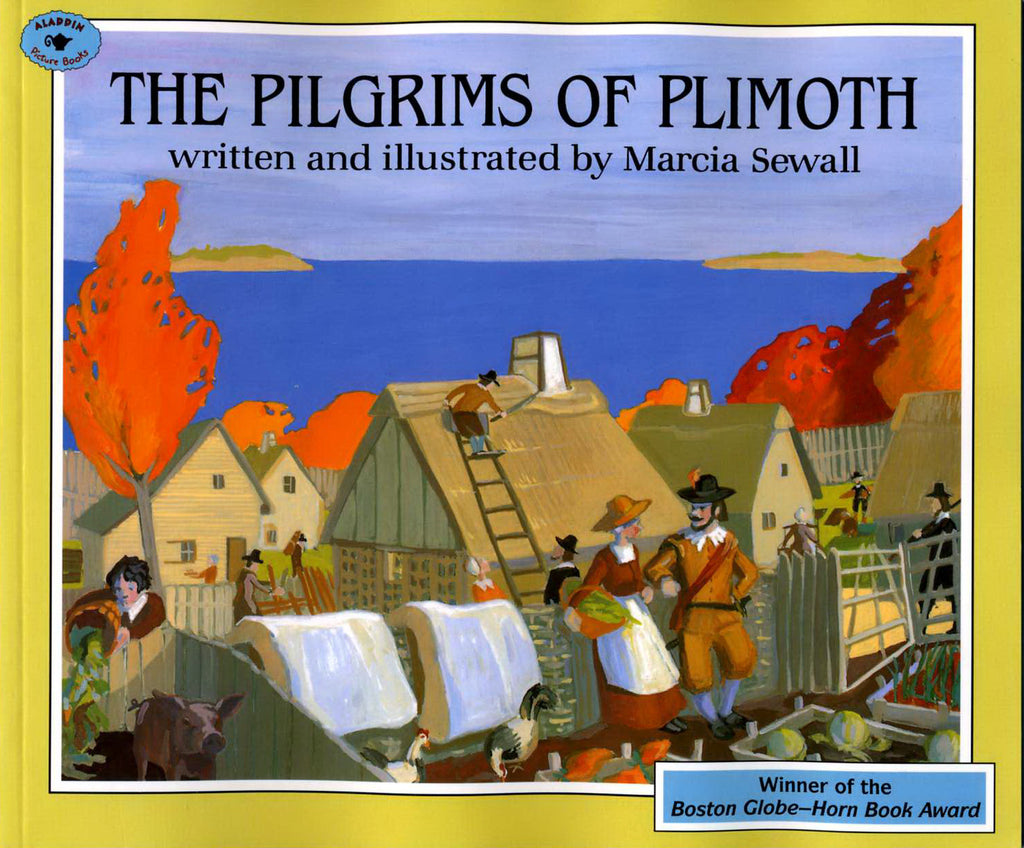 The Pilgrims of Plimoth