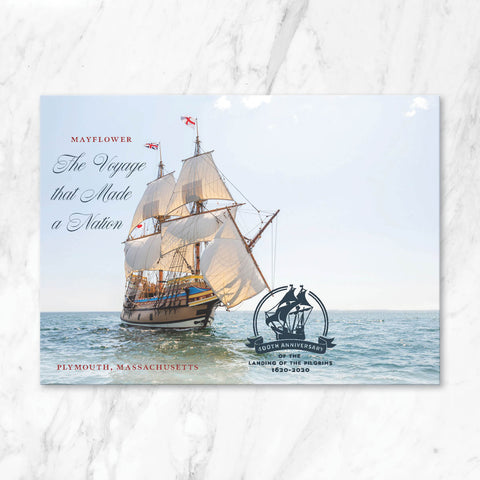 400th Anniversary Commemorative Cachet Envelope & Stationery