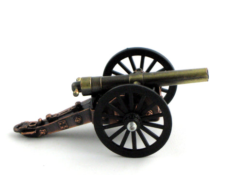 Miniature Cannon Pencil Sharpener
