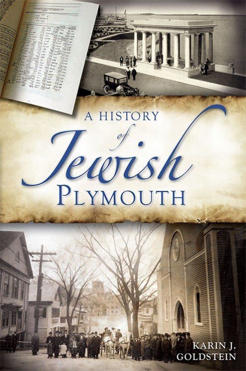 A History of Jewish Plymouth
