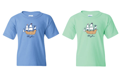 Mayflower II T-shirt (Kids)