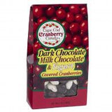 Chocolate Covered Cranberries