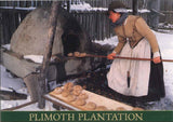 Plimoth Plantation Postcard (Single)