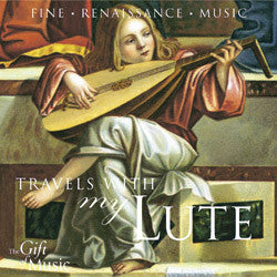 Travels with my Lute CD