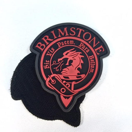 Brimstone Patch
