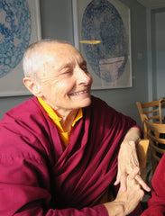 Jetsunma Tenzin Palmo Teachings and Biography