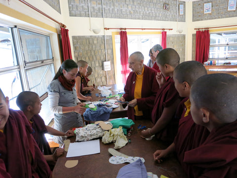 Dongyu Gatsal Ling Nunnery General Support            - select your donation amount below