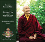 MP3 CD - Shamatha and Vipassana - on Meditation