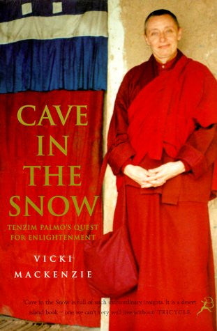 Book - Cave in the Snow: Tenzin Palmo's Quest for Enlightenment