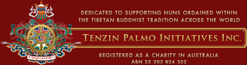 Tenzin Palmo Initiatives