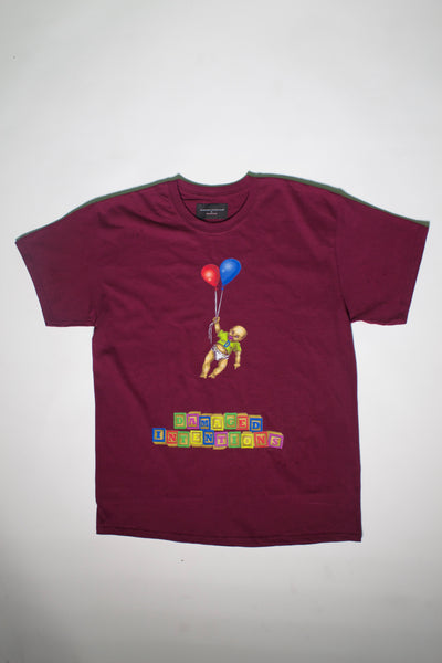 DAMAGED INTENTIONS CHILDS PLAY TEE