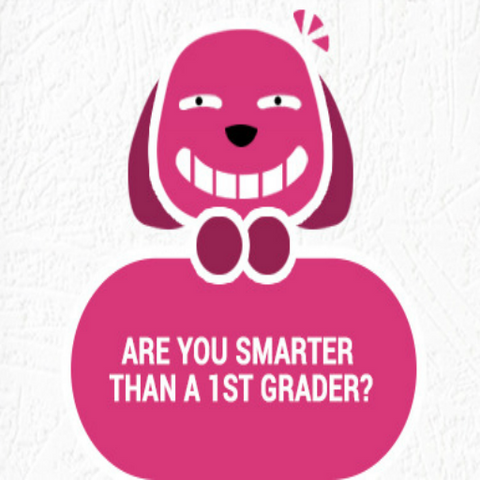 Smarter Than 1st Grader - Source Code -