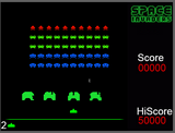 Super Space Invaders - Source Code -