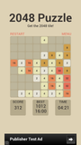 2048 Puzzle - Source Code -