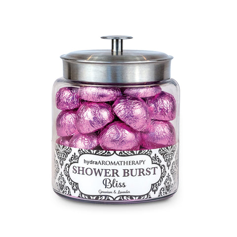 Bliss Shower Burst by the Jar