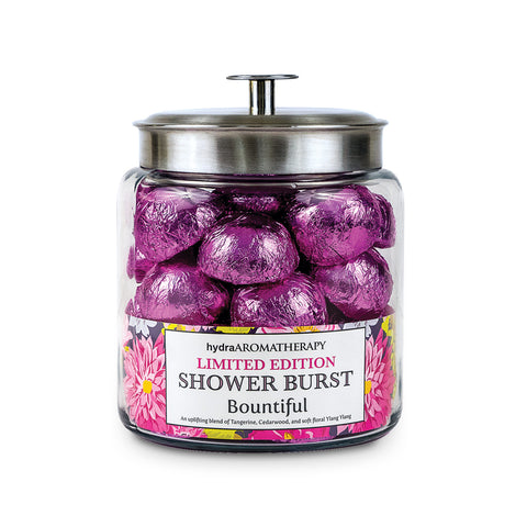 Bountiful Shower Burst Jar