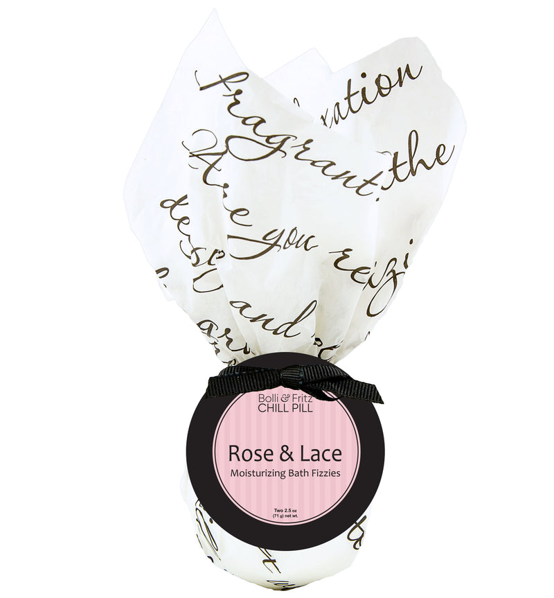 Rose & Lace Chill Pill