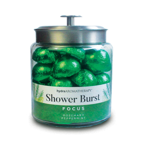 Focus Shower Burst by the Jar