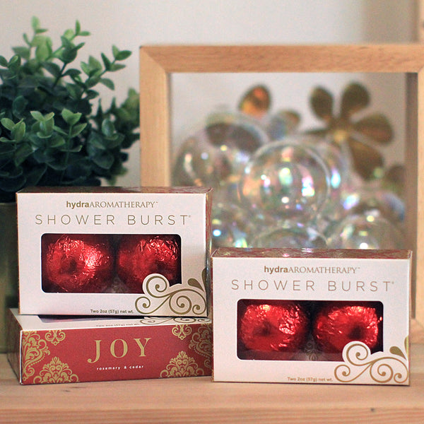 Holiday Joy Shower Burst Duo Pack