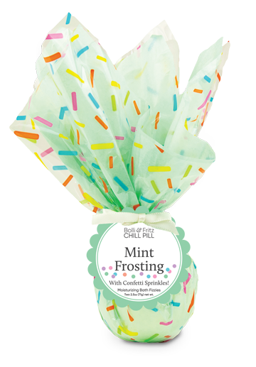 Mint Frosting Chill Pill