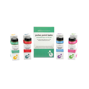 Wellness Collection Pulse Point Balm Starter Set