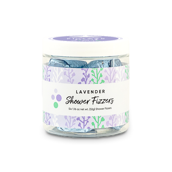 Shower Fizzers - Lavender