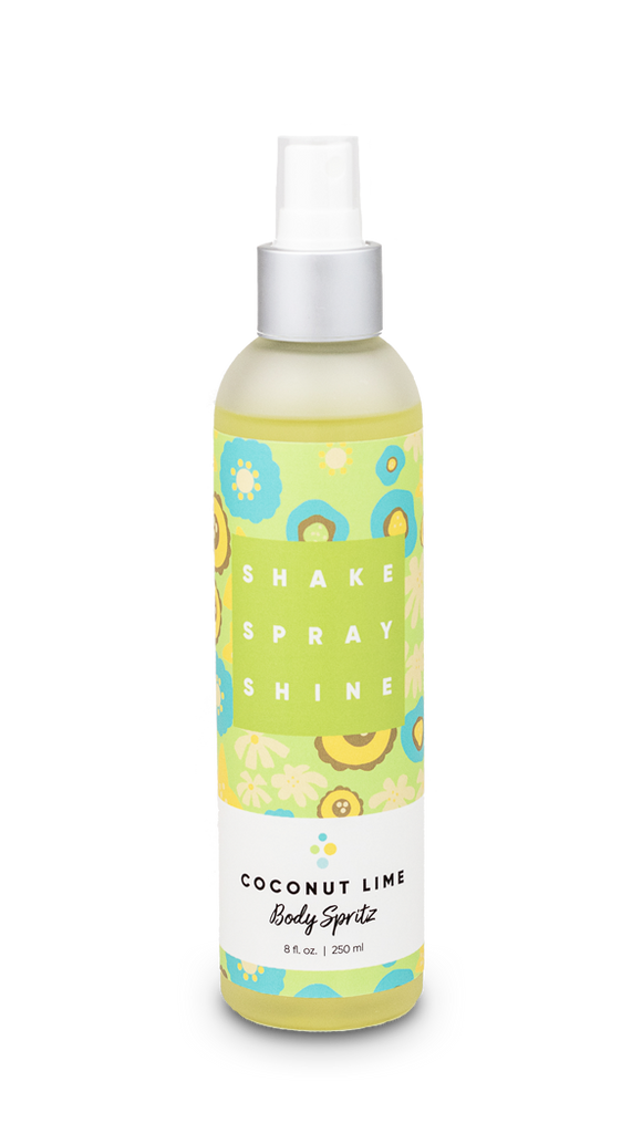 Coconut Lime Body Spritz