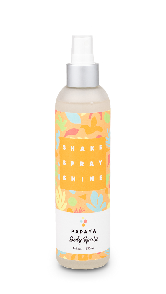 Papaya Body Spritz