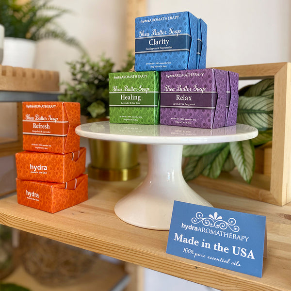 Signature Shea Butter Soap Pre-Pack