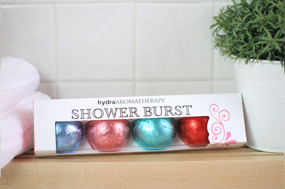 Wellness Shower Burst Variety Pack